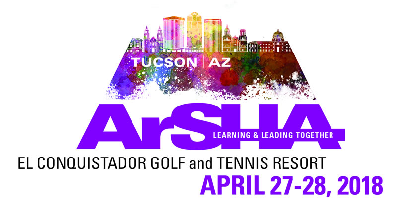 ArSHA 2018 Annual Convention Logo