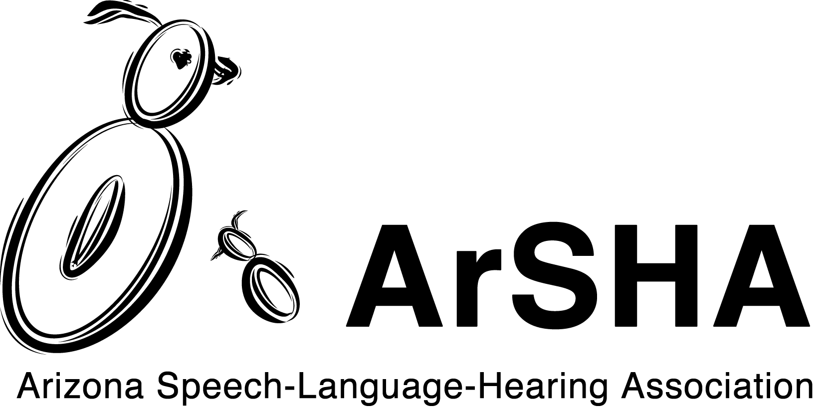 ArSHA Logo – ArSHA | The Arizona Speech-Language-Hearing