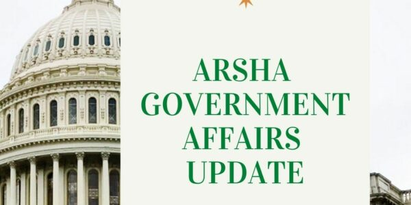 ArSHA Advocacy Pays Off!